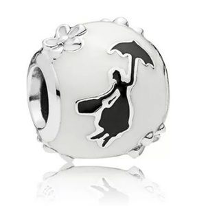 New Disney Mary Poppins European Charm Bead 925